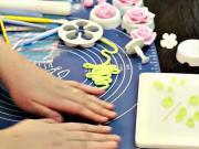 Zdobenie torty 2/3 - ako vyzdobiť tortu