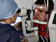 Průběh laserové operace oči metodou Z-Lasik