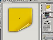 Odkazový štítek ve Photoshopu ... 2. část