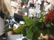 Jak vázat květiny do spirály - postup