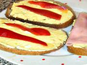 Vajíčková pomazánka - recept na vajíčkovou pomazánku