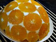 Pomerančovy dort - recept na pomerančovy dort