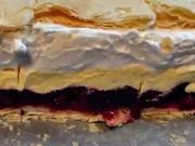 Višňový krémeš - recept