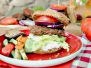 Domácí hamburger - Jak si připravit domácí hamburger