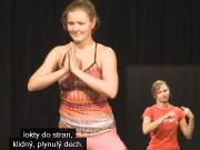 Jóga pro začátečníky (s instrukcemi ve znakovém jazyce)