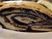 Kakaový koláč - recept na kakaový závin