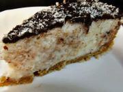 Kokosovy dort - recept na kokosove řezy