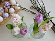 Jarní dekorace - dekorace na Velikonoce
