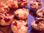 Zeleninové muffiny - recept na zeleninové muffiny