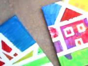 Malování na plátno - malování pro děti na plátno