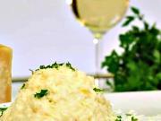 Rizoto s parmezánem - recept na risotto Parmigiano