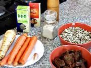 Raw zeleninová polévka - recept na jednoduchú raw polévku ze zeleniny
