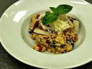 Rizoto - recept na zeleninové rizoto s parmazánovou hoblinou