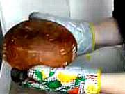 Kváskový chléb - jak upéct kváskový chléb - recept na pšenično žitný chléb