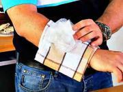 Ošetření modřin - Jak ošetřit modřiny