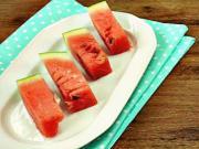 Jak nakrájet meloun - jak servírovat meloun - krájení melounu