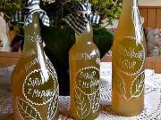 Meduňkový sirup - recept