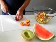 Ovocný salát - recept na rychlý ovocný salát