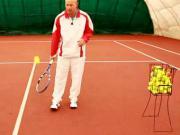 Tenis - výběr tenisového míčku, držení tenisové rakety - 2. díl