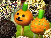 Hallowenské koláčky