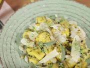 Domácí gnocchi z pečené dýně - recept