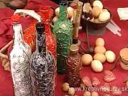 Dekorování lahví