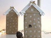 Návod na adventní kalendář z papíru