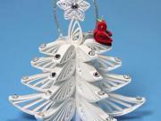 Quilling - Inspirace na vánoční dekorace z quillingu