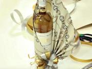 Jak zabalit láhev - ozdobné balení lahve