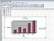 Graf v Excelu - jak vytvořit graf - 7.dil