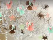Vánoční ozdoby - Jak si doma vyrobit ozdoby na stromeček