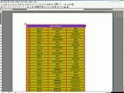 Formátování tabulky ve Microsoft Wordu