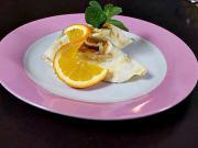 Proteinová palačinka plněná dýní - Recepty na hubnutí