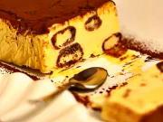 Domácí tiramisu zmrzlina - recept na mražené tiramisu
