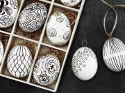 Zdobení velikonočních vajíček - inspirace