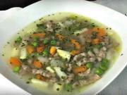 Zeleninová polévka - recept na zeleninový vývar