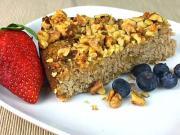 Zdravý koláč - recept na koláč bez mouky a cukru