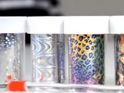 MISTA - Nový trend: FÓLIE na NEHTY + gelové laky