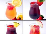 Sangria na 4 způsoby - recept na sangriu
