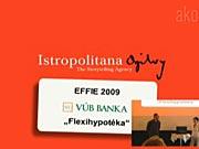 Effie '09: VÚB Flexihypotéka