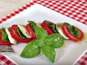 Domácí mozzarella - recept na domácí mozzarellu z kravského mléka