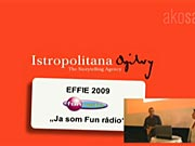 Effie'09: Ja som Fun rádio