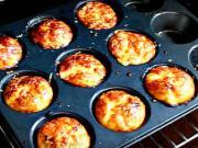Slané muffiny - recept na vaječné muffiny