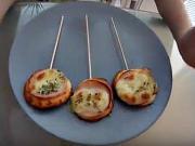 Pizza lízátka   Didka TV - Recept