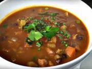 Minestrone - recept na italskou polévku