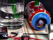 Mini vzduchová pumpa - jak si vyrobit jednoduchou vzduchovou pumpu - DIY
