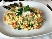 Zeleninové rizoto - recept na zeleninové rizoto