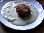 Bramborový přívarek - recept na bramborový přívarek -Brambory na kyselo