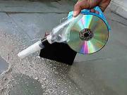 Foukač vzduchu - jak si vyrobit foukač z plastové láhve a CD