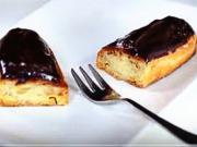 Vanilkové rohlíčky - recept na vanilkové rohlíčky plněné krémem